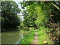 SU1461 : Kennet & Avon Canal by Oast House Archive