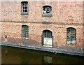 SK5739 : 48 Carrington Street, canal side by Alan Murray-Rust