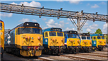 TQ2182 : Old Oak Common open day - 2 September 2017 (3) by The Carlisle Kid