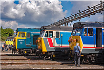 TQ2182 : Old Oak Common open day - 2 September 2017 (11) by The Carlisle Kid