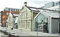 J3575 : Former Harland & Wolff offices, Belfast - September 2017(2) by Albert Bridge