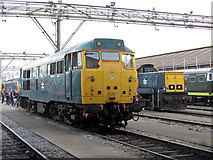 TQ2182 : Old Oak Common open day by Gareth James
