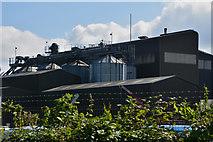 ST0307 : Cullompton : Devon Grain by Lewis Clarke