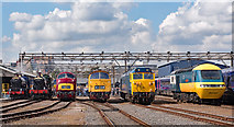 TQ2182 : Old Oak Common open day - 2 September 2017 (15) by The Carlisle Kid