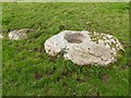 R6984 : Bullaun stones on Inis Cealtra by Oliver Dixon
