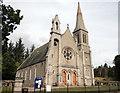 NJ4804 : St Moluag's parish kirk, Tarland by Bill Harrison
