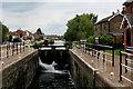 TQ3798 : Enfield Lock by Chris Heaton