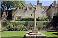 SP0933 : The Armillary Court at Snowshill Manor by Jeff Buck