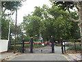 TQ4184 : Plashet Park, near East Ham by Malc McDonald