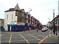TQ4284 : High Street North, East Ham by Malc McDonald