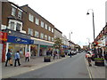 TQ4283 : High Street North, East Ham by Malc McDonald