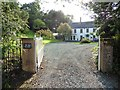 SS8606 : The Old Rectory, Cheriton Fitzpaine by Roger Cornfoot