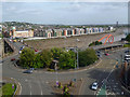 ST3188 : Old Green Roundabout, Newport (2017) by Robin Drayton