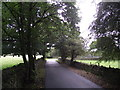 SK4714 : Bridleway to Burrow Wood by Tim Glover