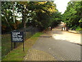 TQ0762 : Campbell Circuit, Brooklands by Malc McDonald