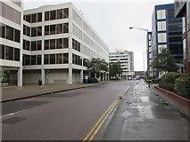 SU1584 : Milford Street office blocks, Swindon by Jaggery