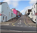 SM9005 : Up Priory Street, Milford Haven by Jaggery