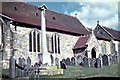 SZ6087 : Brading church by norman griffin