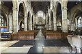 TF2522 : Interior, Ss Mary & Nicholas church, Spalding by J.Hannan-Briggs
