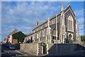 TR3865 : Holy Trinity Church, Ramsgate by Des Blenkinsopp