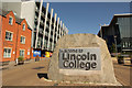 SK9871 : Lincoln College by Richard Croft