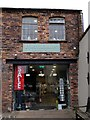 SJ9043 : Portmeirion Factory Shop in the Phoenix Works by Steve Daniels