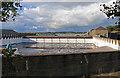 SD8847 : Bankfield Mill, Barnoldswick by Chris Allen