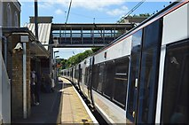 TL5136 : London train at Audley End Station by N Chadwick