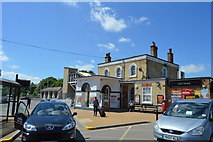 TL5136 : Audley End Station by N Chadwick