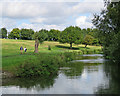 TL4355 : Grantchester: a walk by the Cam by John Sutton