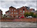 SJ8397 : The Wharf, Castlefield Basin by David Dixon