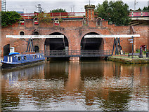 SJ8397 : The Grocers' Warehouse, Castlefield by David Dixon