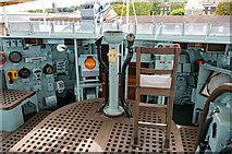 TQ7569 : HMS Cavalier - September 2017 (7) by The Carlisle Kid