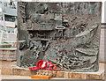 TQ7569 : National Destroyer Memorial - Chatham Historic Dockyard - September 2017 by The Carlisle Kid