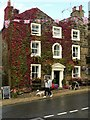 SE1565 : Talbot House, High Street, Pateley Bridge by Alan Murray-Rust