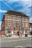 TQ1649 : Dorking Post Office by Ian Capper