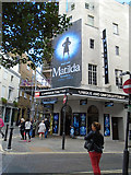 TQ3081 : Cambridge Theatre, London by Paul Gillett