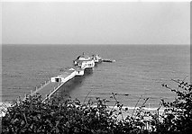 SZ5881 : Shanklin pier by norman griffin