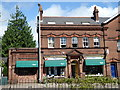 SX9191 : Former fire station and council offices, St Thomas, Exeter by Chris Allen