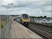 SX9192 : St Thomas Station, Exeter by Chris Allen