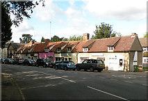 TL5646 : Chapel Terrace, Linton High Street by Keith Edkins