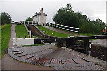 SP6989 : Foxton Locks by Ian Taylor