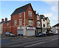 ST1775 : Kim's Nails, Grangetown, Cardiff by Jaggery