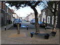 ST1775 : Eastern end of Durham Street, Grangetown, Cardiff  by Jaggery