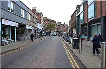 NS3321 : Kyle Street, Ayr by Billy McCrorie