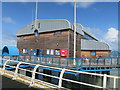 TG2142 : RNLI Cromer lifeboat station by Oast House Archive