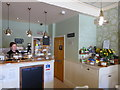 SK0482 : Tea shop counter by Bob Harvey