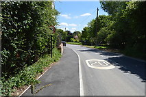 TL5134 : Bury Water Lane by N Chadwick