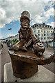 SH7882 : Mad Hatter Statue, Llandudno by Brian Deegan