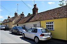 TL5134 : 4, 5, Bury Water Lane by N Chadwick